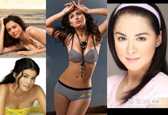 菲律宾混血美女多 开放程度超乎想象